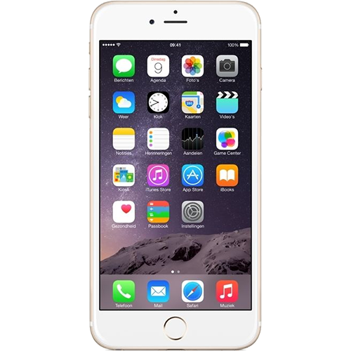 Apple iPhone 6 Plus 128GB Gold - Foto 1