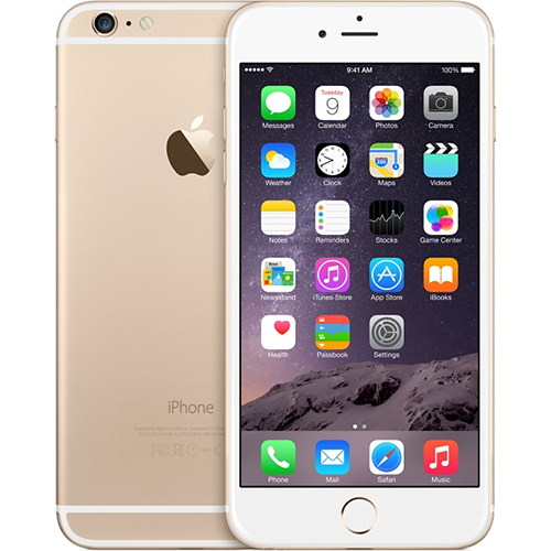 Apple iPhone 6 Plus 128GB Gold - Foto 4