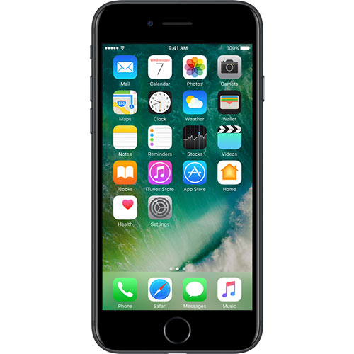Apple iPhone 7 128GB Black - Foto 1