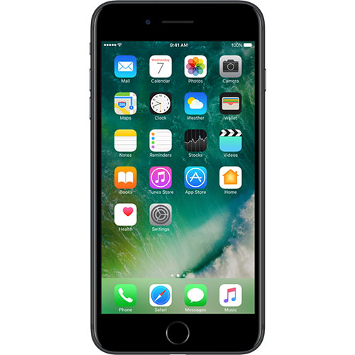 Apple iPhone 7 Plus 256GB Black - Foto 1