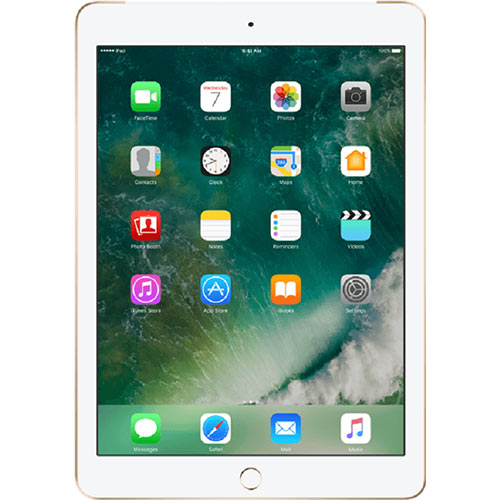 iPad (2017) 32GB WiFi + 4G Gold - Foto 1