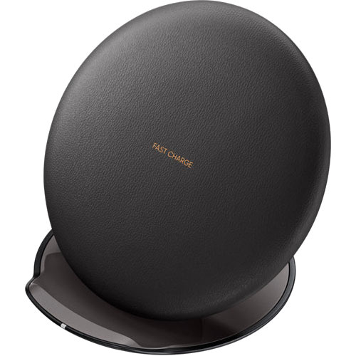 Wireless Charging Station Black - Foto 4