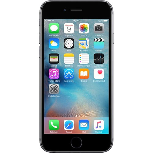 Refurbished Apple iPhone 6S 64GB Space Grey - Foto 1