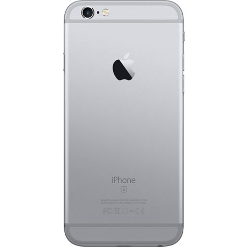 Refurbished Apple iPhone 6S 64GB Space Grey - Foto 2