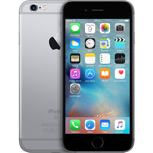 Refurbished Apple iPhone 6S 64GB Space Grey - Foto 4