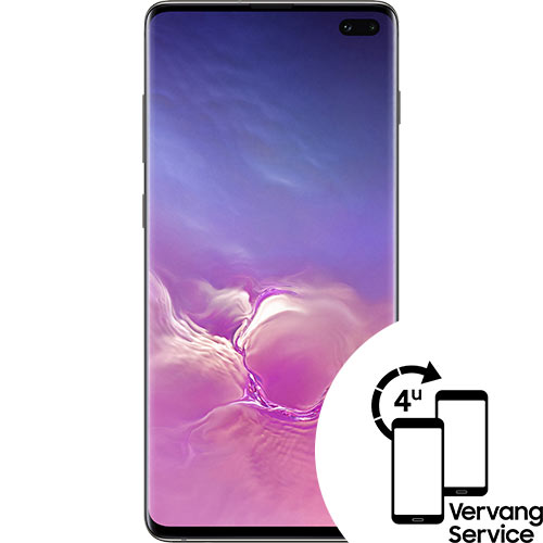 Galaxy S10 Plus 128GB Prism Black - Foto 1