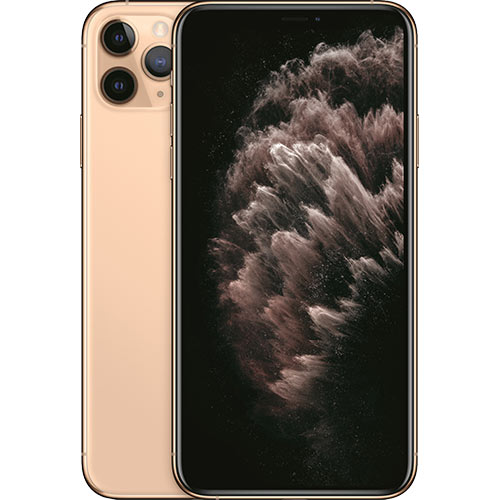 iPhone 11 Pro Max 64GB gold - Foto 1