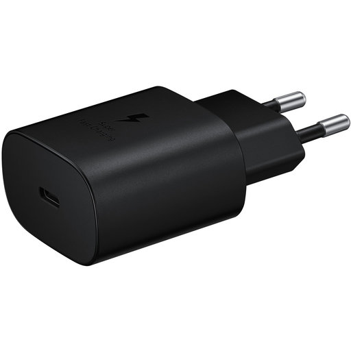Fast Charging Wall Charger EP-TA800 - Netspanningsadapter - 25W - 3 A - USB-C - black - Foto 4