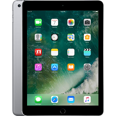 Apple iPad (2017) 32GB WiFi + 4G Space Grey