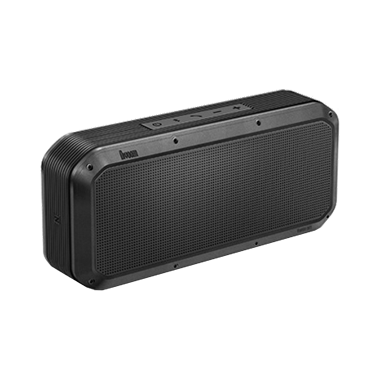 Divoom Voombox-Party Ruggedized Wireless Bluetooth 4.0 Speaker Black