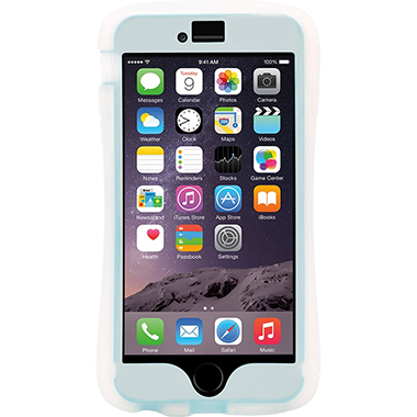 Griffin Survivor Slim Apple iPhone 6 Plus/6s Plus Mineral Blue Clear