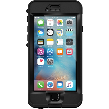 LifeProof Nuud Case Apple iPhone 6S Plus Black
