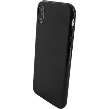 Mobiparts Essential TPU Case Apple iPhone X Black