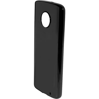 Mobiparts Essential TPU Case Motorola Moto G6 Plus Black