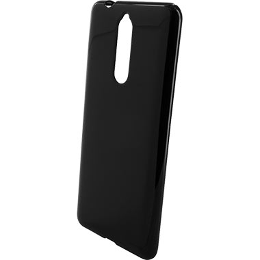Mobiparts Essential TPU Case Nokia 8 Black