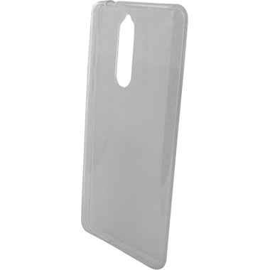 Mobiparts Essential TPU Case Nokia 8 Transparent