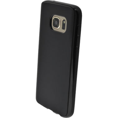 Mobiparts Essential TPU Case Samsung Galaxy S7 Black