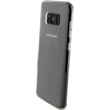Mobiparts Essential TPU Case Samsung Galaxy S8 Plus Transparent
