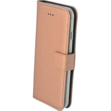 Mobiparts Premium Wallet TPU Case Apple iPhone 6/6S Rose Gold