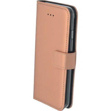 Mobiparts Premium Wallet TPU Case Apple iPhone 7 Rose Gold