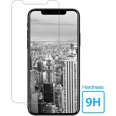 Mobiparts Regular Tempered Glass Apple iPhone X