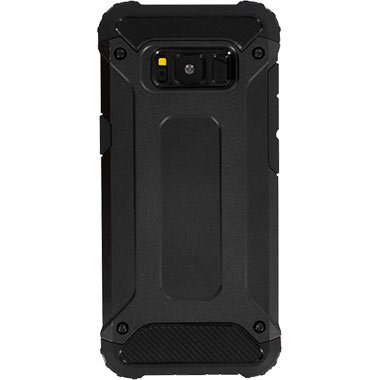 Mobiparts Rugged Shield Case Samsung Galaxy S8 Black