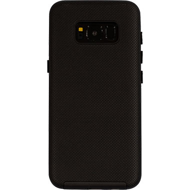 Mobiparts Rugged Tough Grip Case Samsung Galaxy S8 Black
