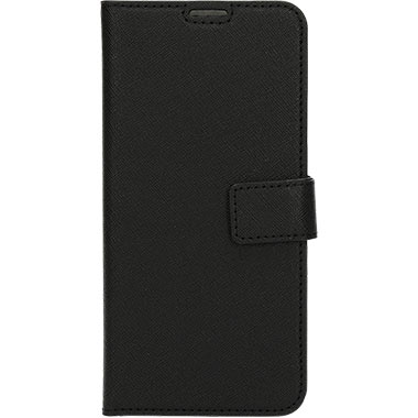 Mobiparts Saffiano Wallet Case Samsung Galaxy A50 (2019) Black