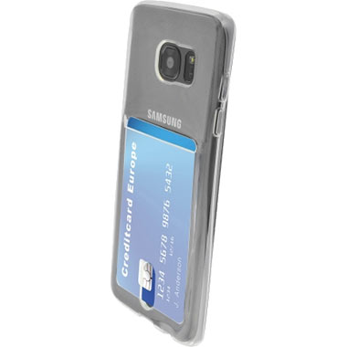 Mobiparts Smart TPU Samsung Galaxy S7 Edge Clear