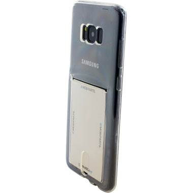 Mobiparts Smart TPU Samsung Galaxy S8 Plus Clear
