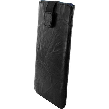 Mobiparts Uni Pouch SMOKE Size 5XL Black