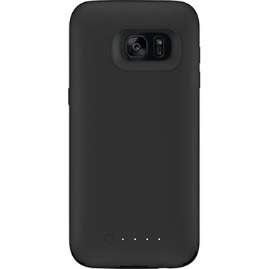 Mophie Juice Pack Samsung Galaxy S7 Edge 3.300 mAh Black