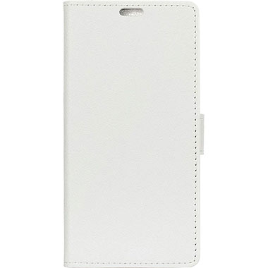 Geen merk - Nokia 7 Plus Wallet Case White