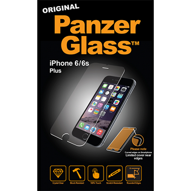 PanzerGlass Screenprotector Apple iPhone 6/6S Plus