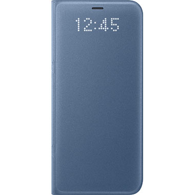 Samsung Galaxy S8 LED View Cover Blue