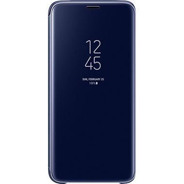Samsung Galaxy S9 Clear View Cover Blue
