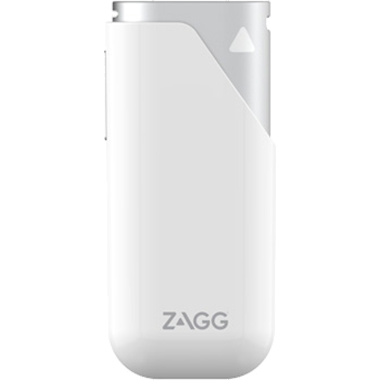 ZAGG Power Amp 3.000 mAh Silver + Flashlight