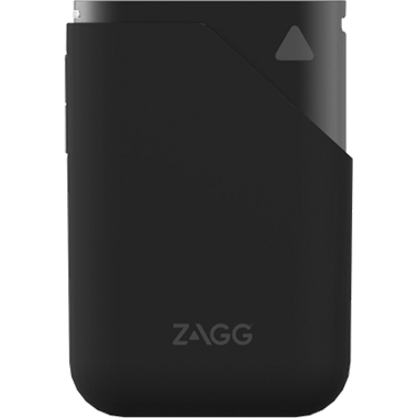 ZAGG Power Amp 6.000 mAh Black + Flashlight