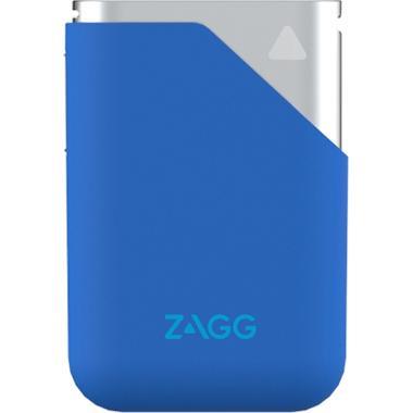 ZAGG Power Amp 6.000 mAh Blue + Flashlight
