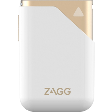 ZAGG Power Amp 6.000 mAh Gold + Flashlight