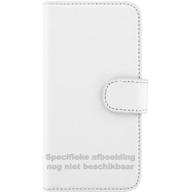 Mobiparts Premium Wallet TPU Case Apple iPhone X White