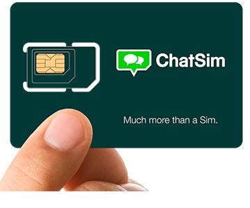 ChatSim: onbeperkt chatten voor maar � 10,- per jaar