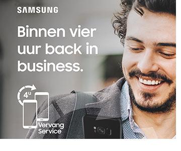 Samsung 4-uur Vervangservice