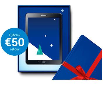 Ontvang € 50,- retour bij aankoop van een Samsung Galaxy Tab S2 9.7